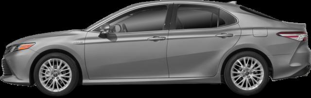 2019 Toyota Camry Hybrid Sedan XLE