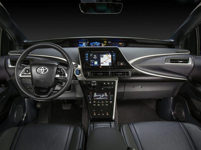 2019 Toyota Mirai Sedan