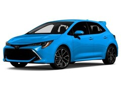 New 2019 Toyota Corolla Hatchback SE Hatchback in Early, TX
