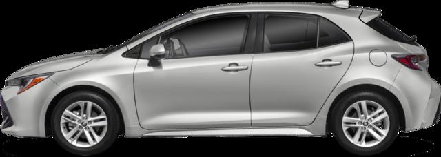 2019 Toyota Corolla Hatchback Hatchback XSE