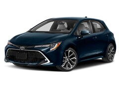 New 2019 Toyota Corolla Hatchback XSE Hatchback in Oxford, MS