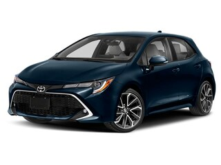 New 2019 Toyota Corolla Hatchback XSE Hatchback Conway, AR