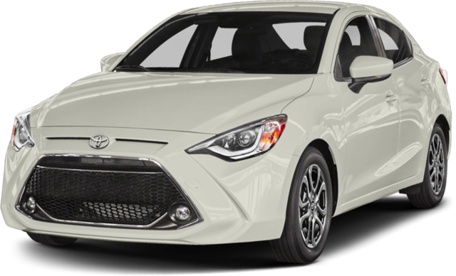 2019 Toyota Yaris Sedan Sedan L | RH Toyota Showroom