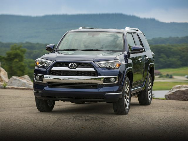 2019 Toyota 4Runner SUV Digital Showroom | Edmark Toyota