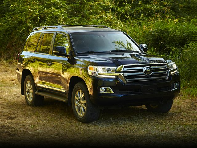 2019 Toyota Land Cruiser SUV Digital Showroom | Edmark Toyota