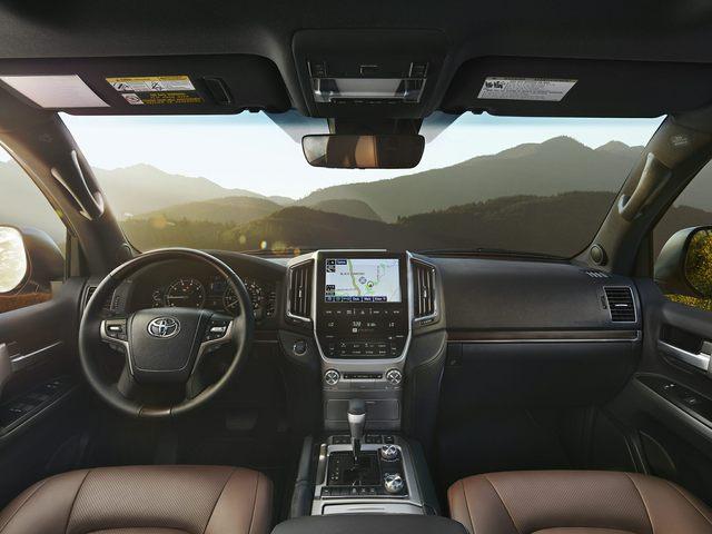 2019 Toyota Land Cruiser SUV