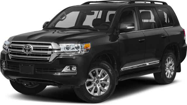 2019 Toyota Land Cruiser SUV V8
