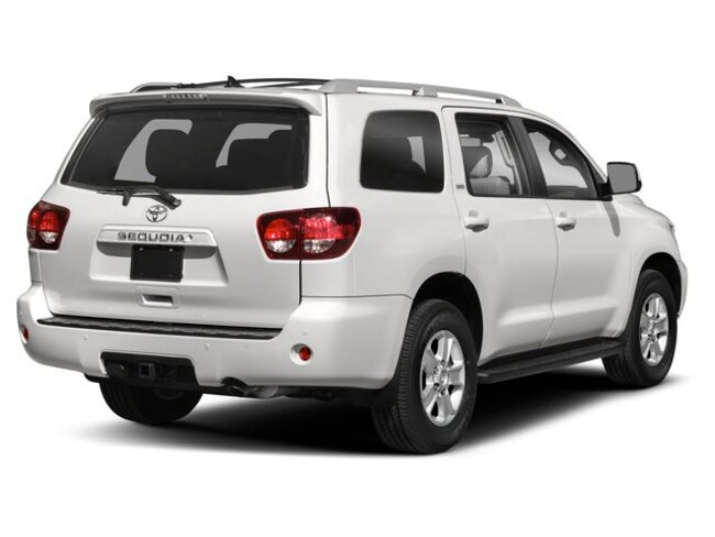 Nissan Rogue 3Rd Row Seat For Sale >> New 2019 Toyota Sequoia for sale near Syracuse, NY