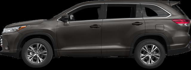 2019 Toyota Highlander VUD LE V6