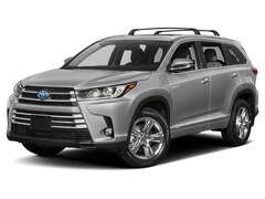 New 2019 Toyota Highlander Hybrid XLE V6 SUV in Early, TX