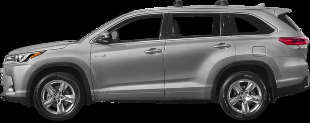 2019 Toyota Highlander Hybrid SUV XLE V6