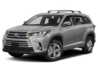 New 2019 Toyota Highlander Hybrid Limited Platinum V6 SUV Conway, AR