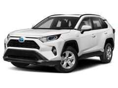 New 2019 Toyota RAV4 Hybrid LE SUV in Laredo, TX