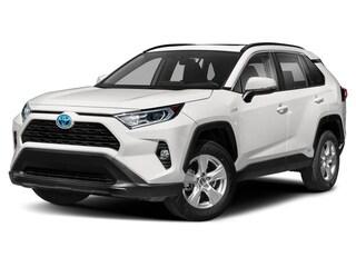 New 2019 Toyota RAV4 Hybrid LE SUV Conway, AR
