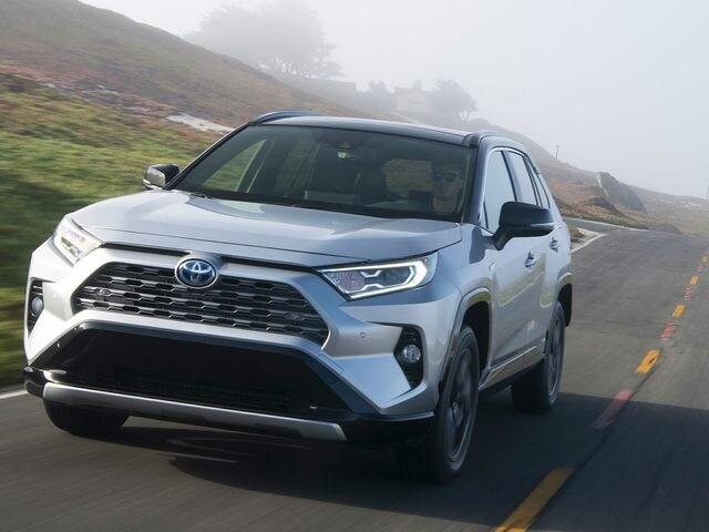 New 2019 Toyota Rav4 Hybrid For Sale At Incard Vin