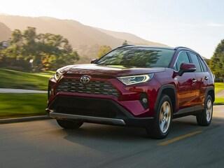 New 2019 Toyota RAV4 Hybrid Limited SUV Conway, AR