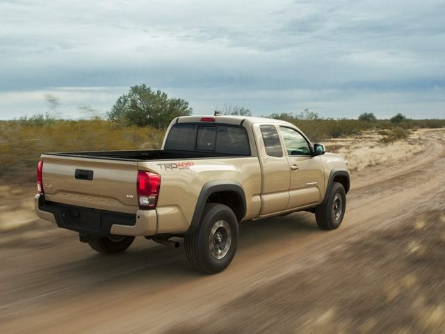2019 Toyota Tacoma Trd Sport V6 Truck Access Cab Magnetic