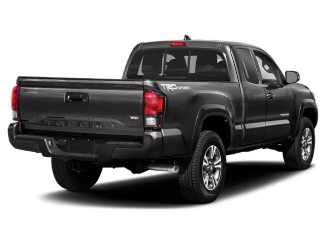 new 2019 toyota tacoma for sale beckley wv 5tfsz5an6kx179628. Black Bedroom Furniture Sets. Home Design Ideas