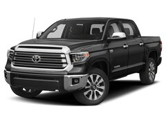 New 2019 Toyota Tundra SR5 5.7L V8 w/FFV Truck CrewMax in Oxford, MS