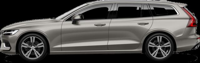 2019 Volvo V60 Wagon T6 R-Design