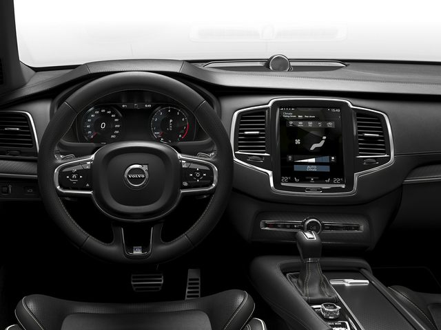 Technology in Volvo XC90