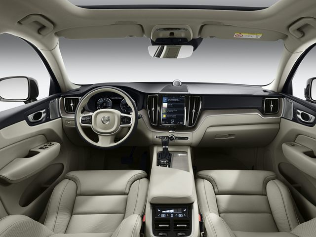 New Volvo XC90 Technology in Fort Worth