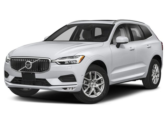 Volvo XC60 SUV Lease Image