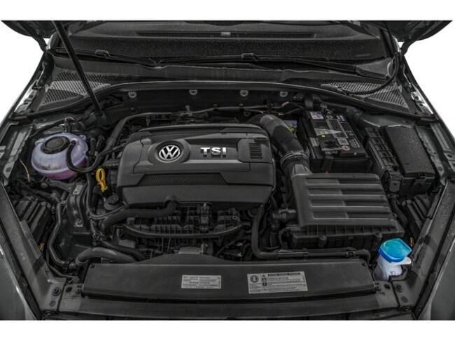 New 2019 Volkswagen Golf Alltrack Tsi Se 4motion Wagon For