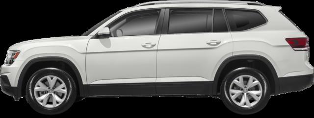 2019 Volkswagen Atlas SUV 3.6L V6 SE