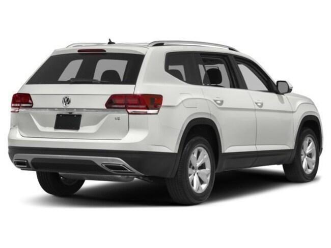 New 2019 Volkswagen Atlas SUV 3.6L V6 SEL R-Line 4MOTION Deep Black Pearl For Sale in Reno NV ...