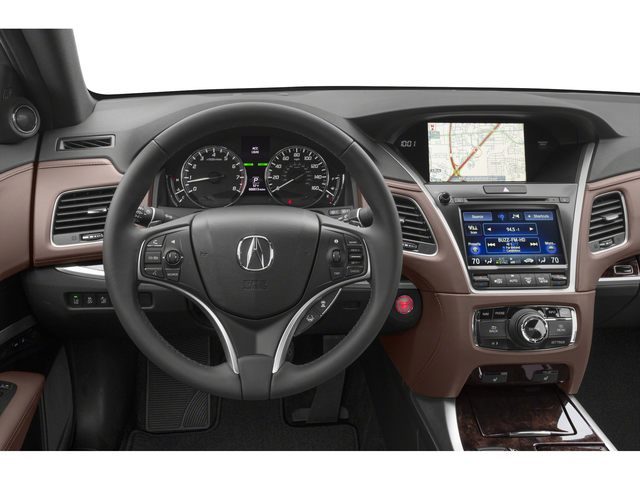 2020 Acura RLX Front Seat