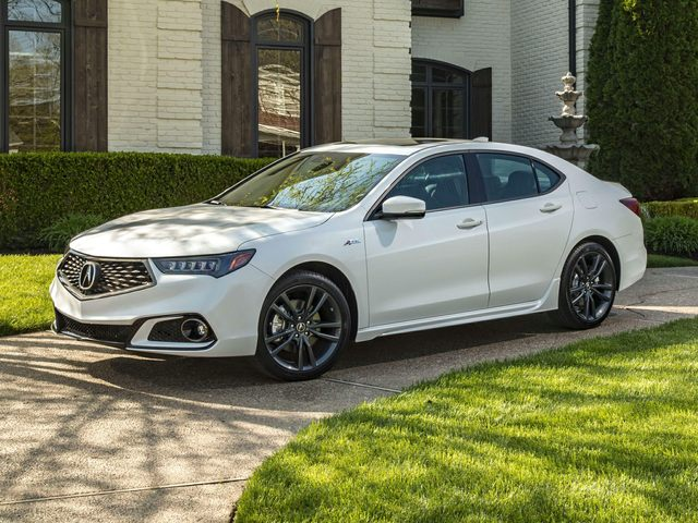 2020 Acura TLX in Charlotte