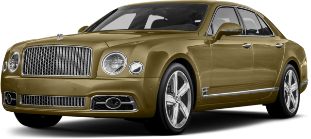 2020 Bentley Mulsanne Sedan Speed