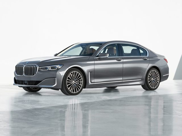 2020 BMW 7 Series in Kansas City