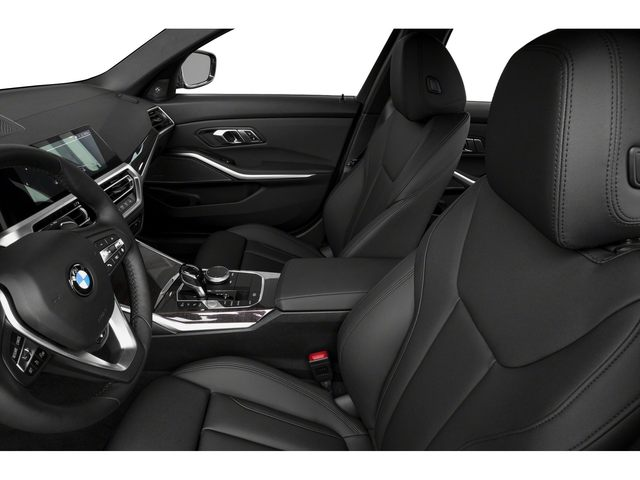 2020 BMW 3 Series Front Seat