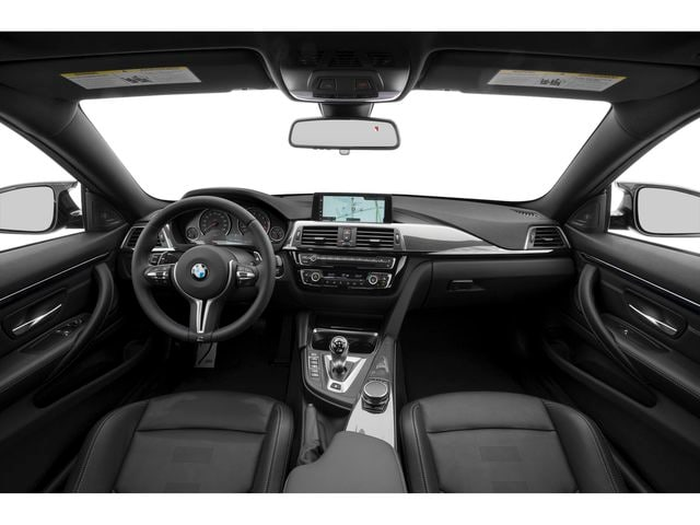 2020 BMW M4 Front Seat