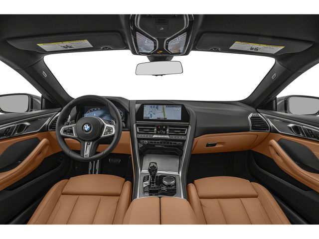 2020 BMW 8 Series Front Seat