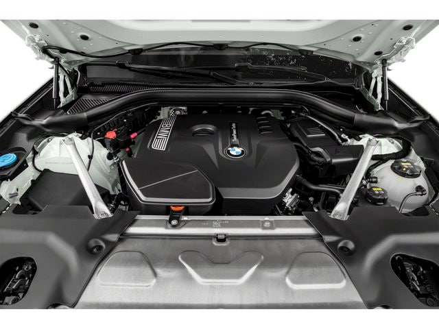 2020 BMW X3 Engine