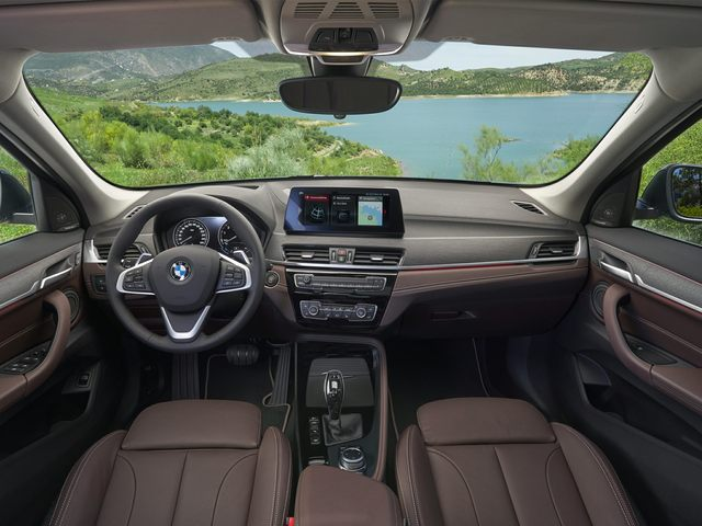 2020 BMW X1 Front Seat