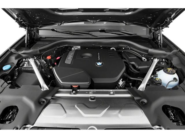 2020 BMW X4 Engine
