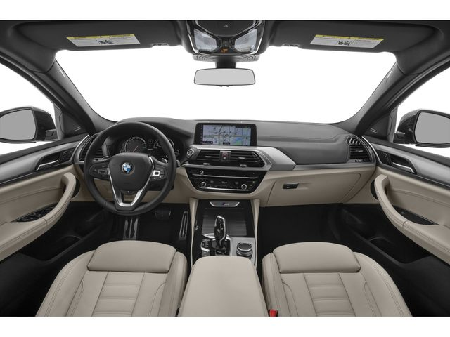 2020 BMW X4 Front Seat