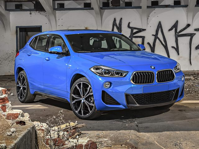2020 BMW X2 in Kansas City