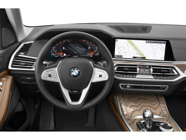 2020 BMW X7 Dashboard