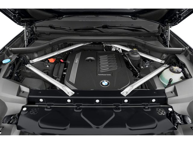 2020 BMW X7 Engine