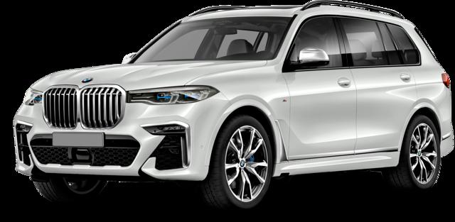 2020 BMW X7 SAV M50i