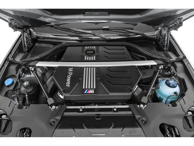 2020 BMW X3 M Engine