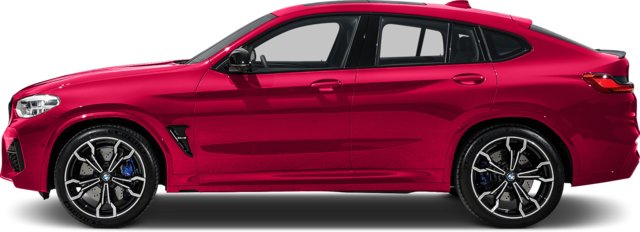 2020 BMW X4 M Sports Activity Coupe Competition
