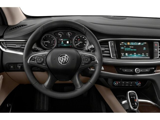 New 2020 Buick Enclave For Sale at Hennessy Mazda | VIN