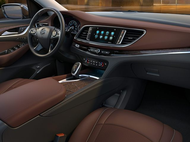 2020 Buick Enclave Front Seat