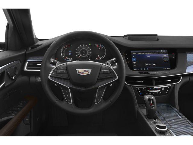 2020 CADILLAC CT6-V Sedan